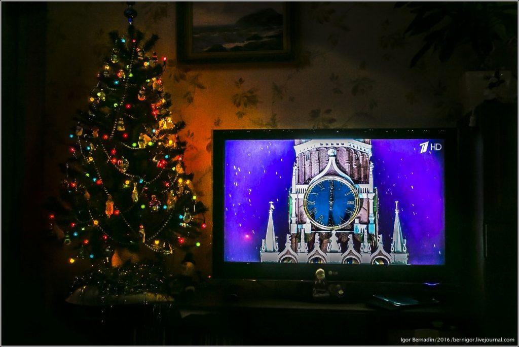 Новогоднее Оливье - 2019. Новый Год на ТВ.