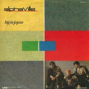 35 лет песне Alphaville «Big in Japan»