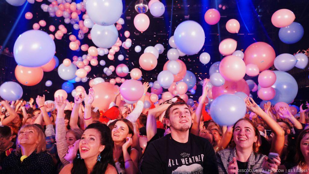 21-я Супердискотека 90х в Москве состоялась! Треклист и видеообзор фестиваля